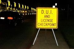 Dui Checkpoint in Florida
